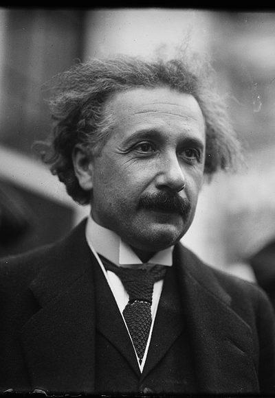 Einsteins Gehirngröße