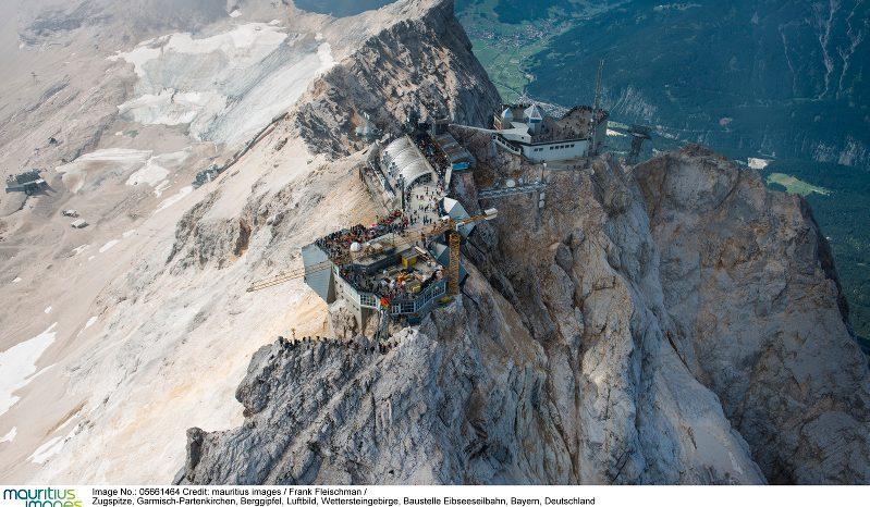 Wachsen die Alpen immer noch in die Höhe?