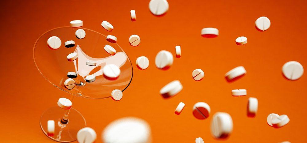 Mit welcher Flüssigkeit soll man Tabletten einnehmen?