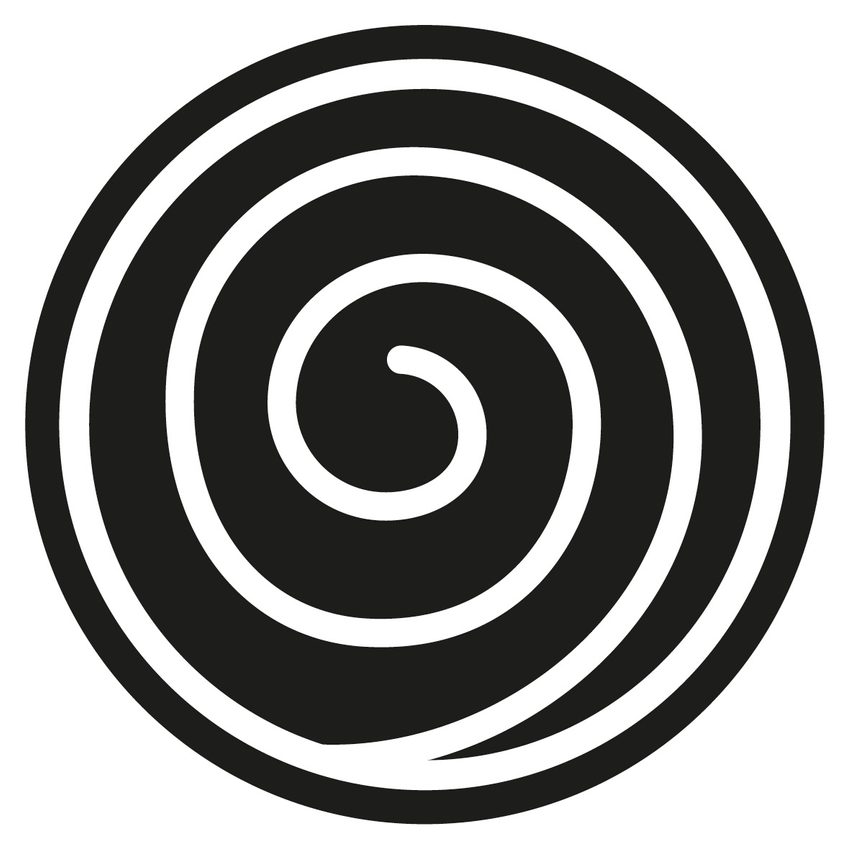 Spiral, Rug, Coil