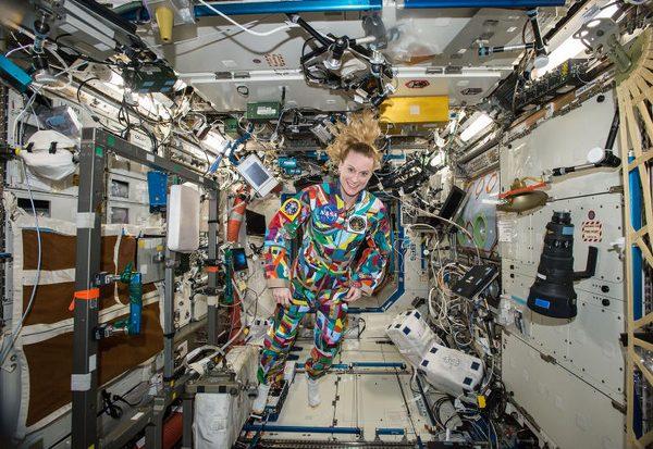 Schwerkraft in der ISS