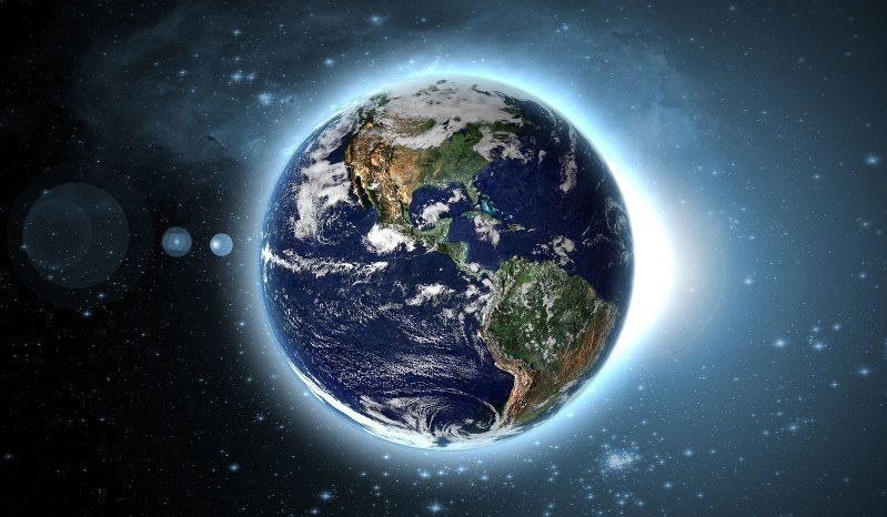 Warum entweicht die Luft unserer Atmosphäre nicht in den Weltraum?