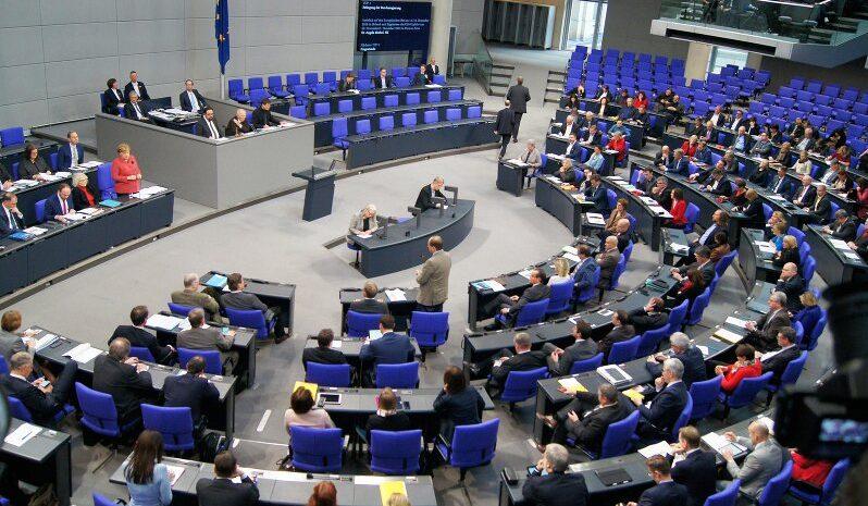 Podcast: Warum arbeiten im Bundestag Stenografen?