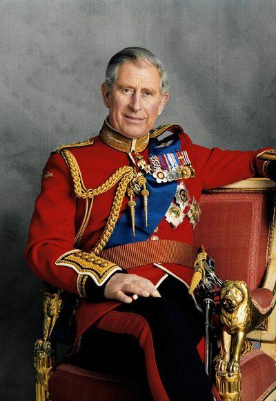 Ist das King Charles?