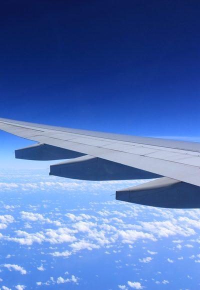 Wenn das Flugzeug absackt