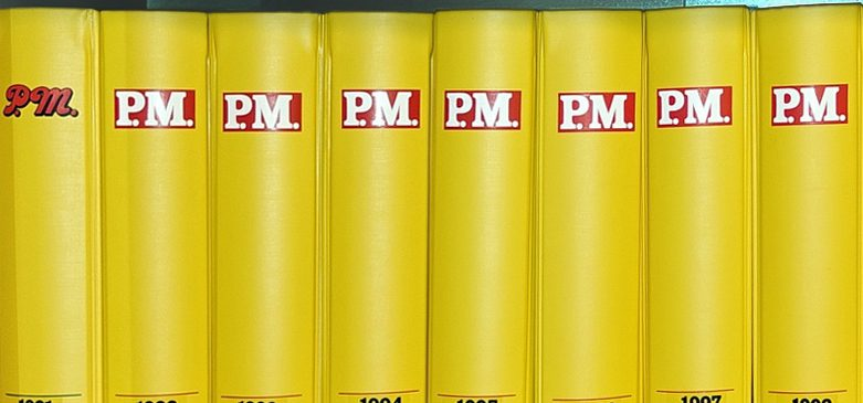 P.M. Jahresregister