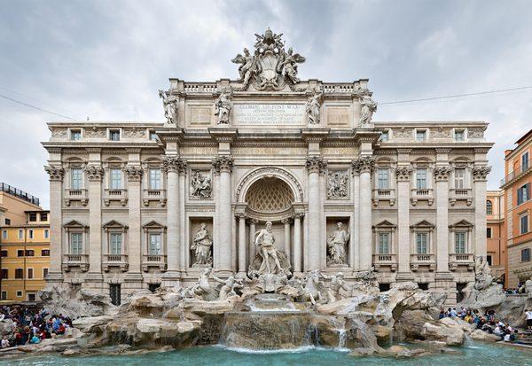 Liebe, Glück & Geld in Rom