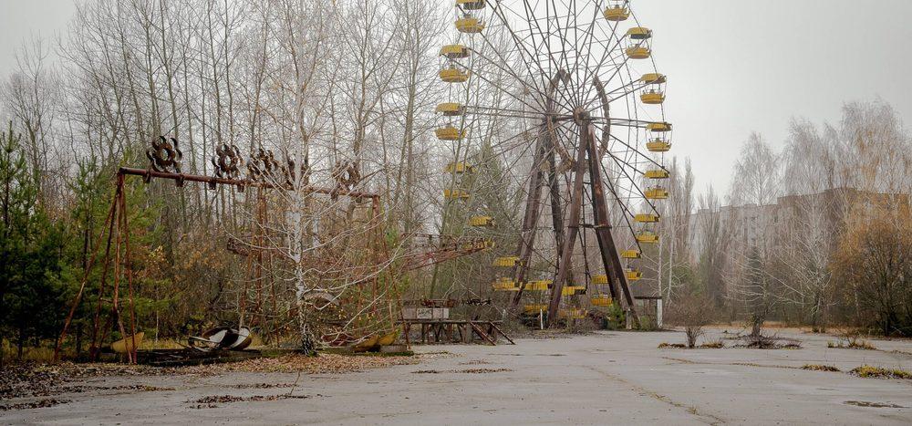 """Geisterstädte: Vier """"Lost Places"""" und ihre Geschichten"""
