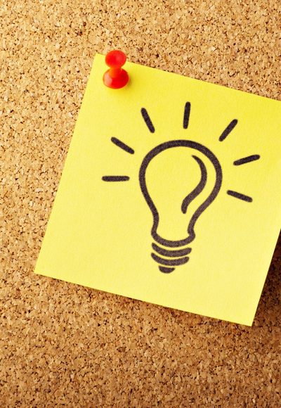 Welche Idee ist die Beste?