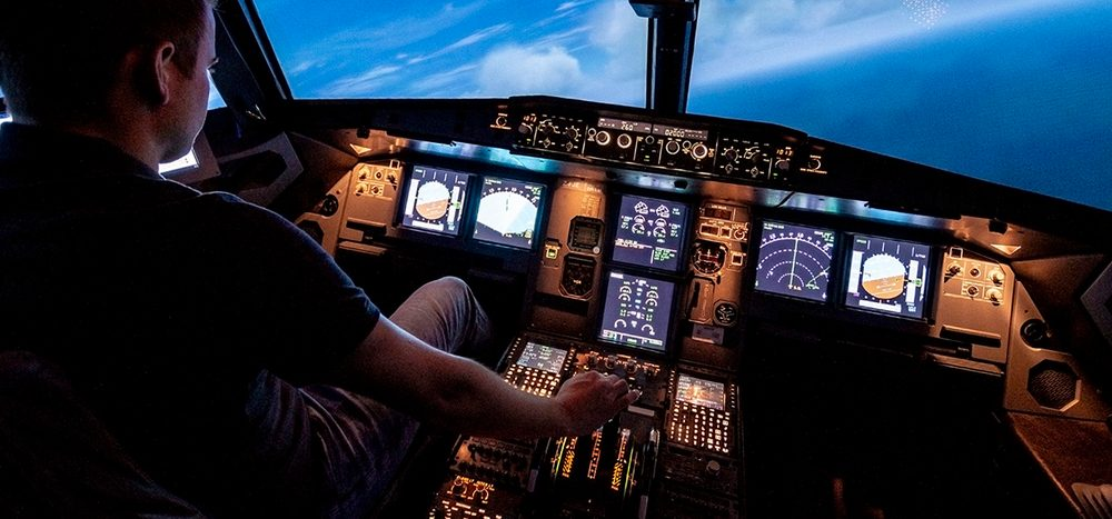 Kann jeder ein Flugzeug landen?