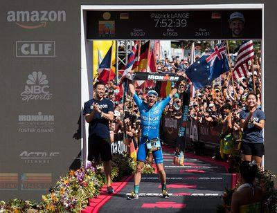 Kriechen beim Ironman?