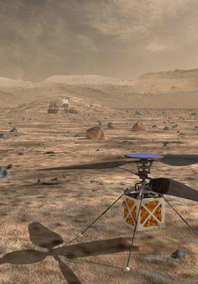 Neue Marsmission geplant