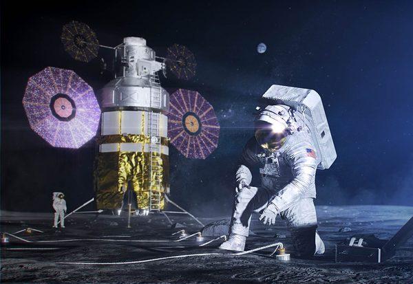 Wie man auf dem Mond landet