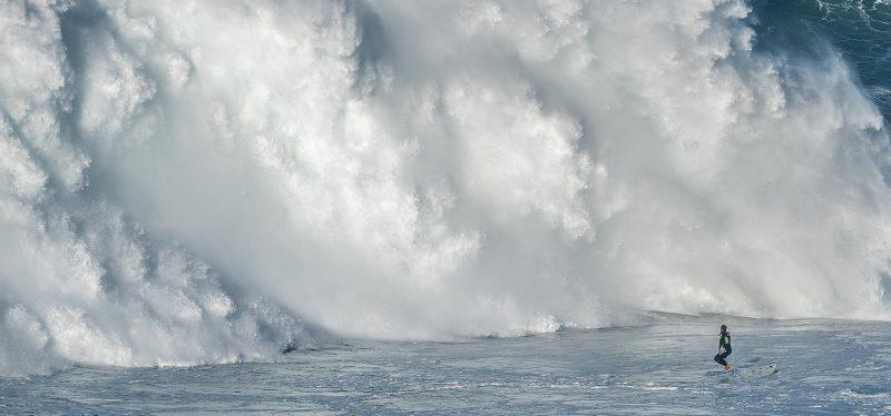 Wie entstehen die Riesenwellen?