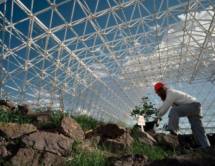 Was wurde aus Biosphäre 2?