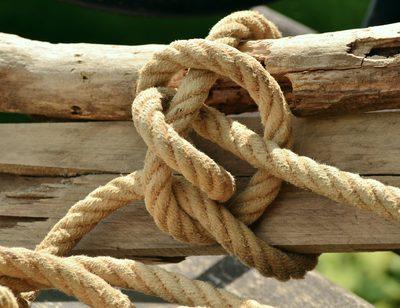 Gefahr durch Knoten?