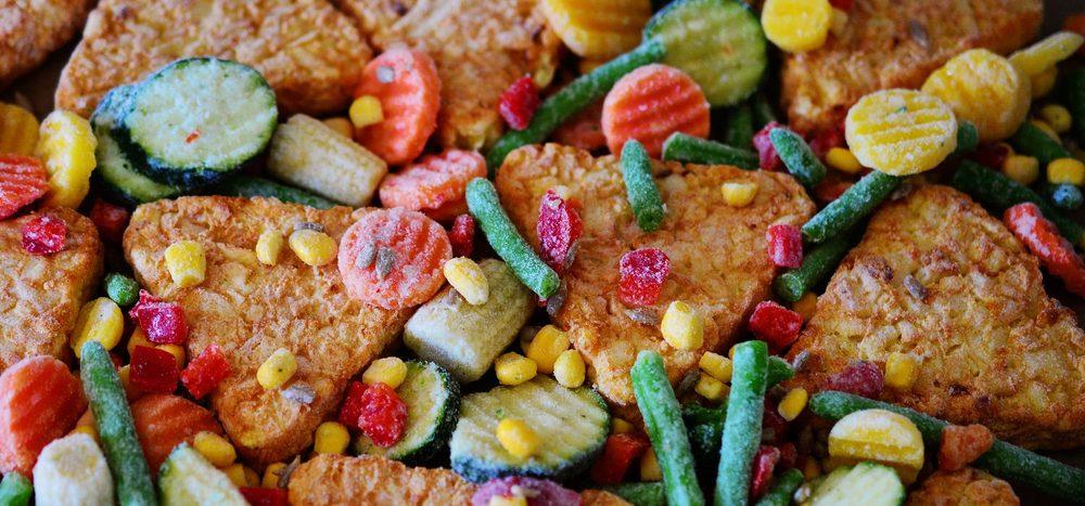 Tiefgekühltes Obst und Gemüse ist vitaminreicher