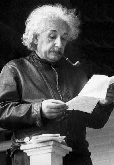 Einsteins Warnung