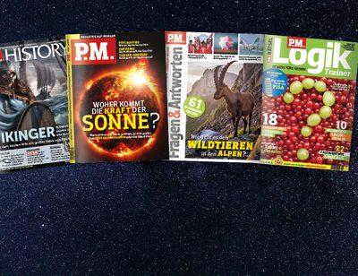 P.M. Magazine