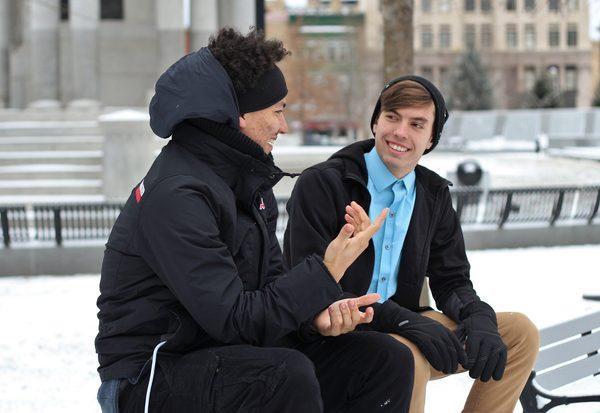 Wie laufen gute Gespräche?