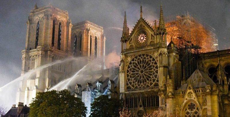 Hilfe für Notre-Dame