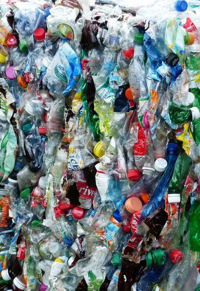 Zu viele Plastikflaschen?!