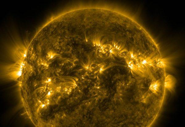 Die Geheimnisse der Sonne