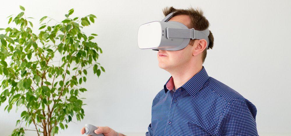 Warum führt Virtual Reality zu Übelkeit?