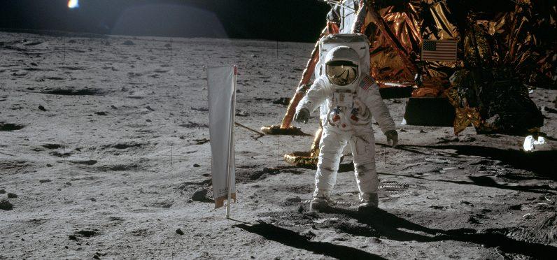 Wie rettete ein Filzstift die Apollo- 11-Mission?