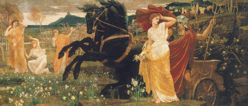 Griechische Mythologie: Wie entstehen Sommer und Winter?