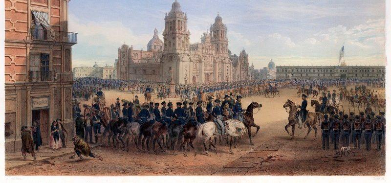 Als Mexiko Kalifornien verlor