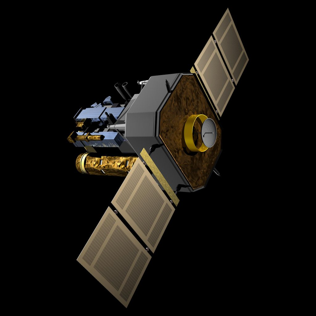 Foto (C): ESA / NASA