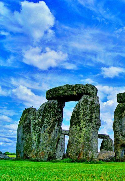 Geheimnisvoller Steinkreis