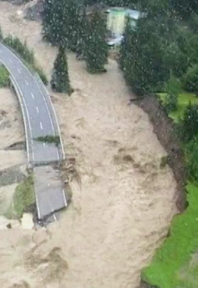 Warum mehr Überflutungen?