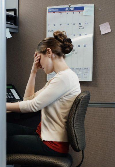 Gesund am Arbeitsplatz?