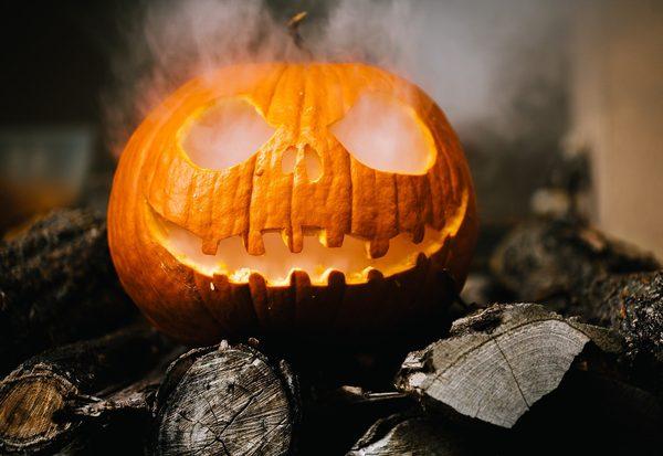 ...gibt es Halloween?