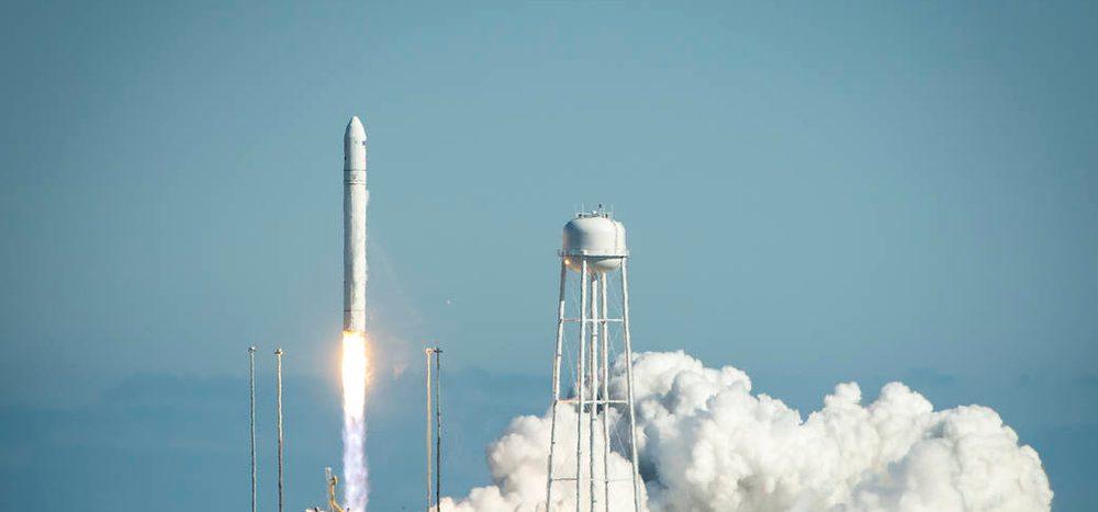 Wie klimaschädlich sind Raketen?