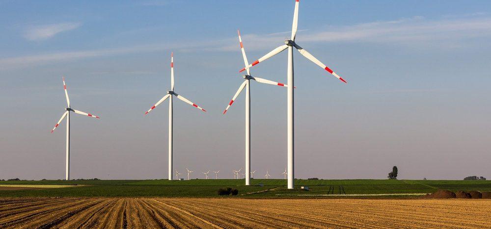 Wie werden Windräder entsorgt?