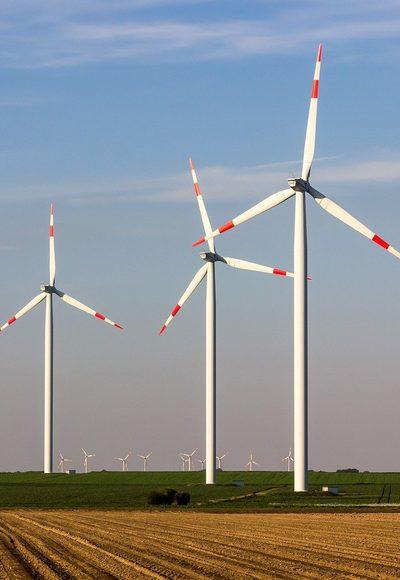 Entsorgung von Windrädern