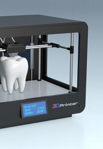 Zahnersatz aus 3-D-Drucker?