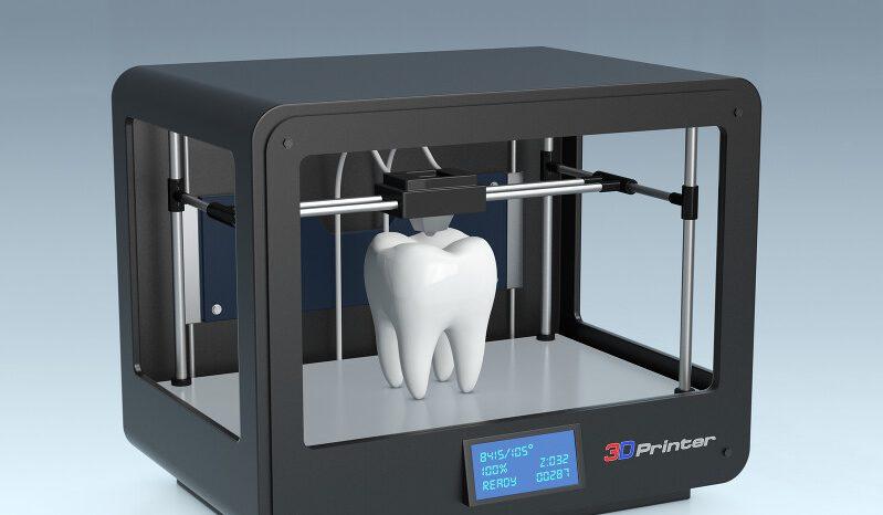 Gibt es Zahnersatz aus dem 3-D-Drucker?