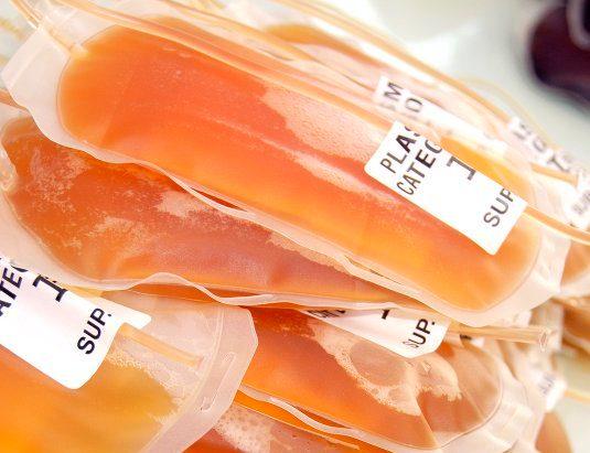 Was ist Blutplasma?