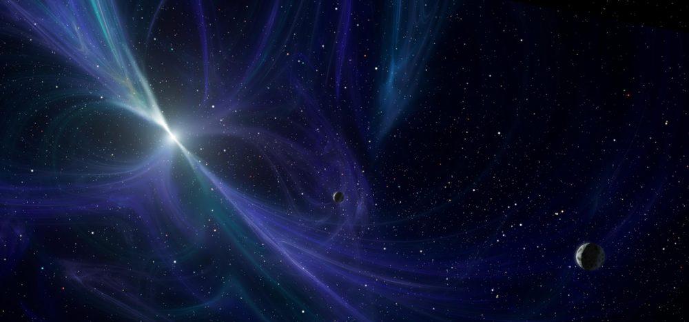 Was ist ein Pulsar?