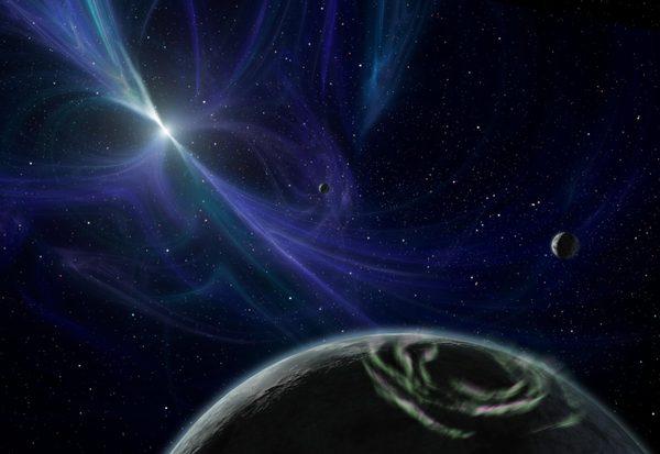 Was sind Pulsare?