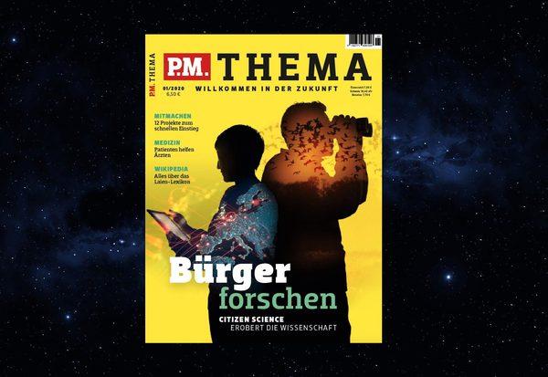 P.M. Bürger forschen