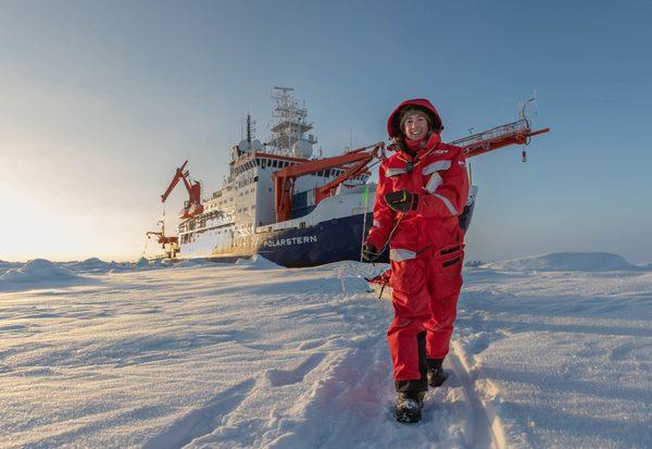 Wer erforscht die Arktis?