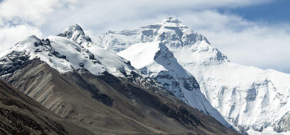 Alle Berggipfel der Welt sind bestiegen worden
