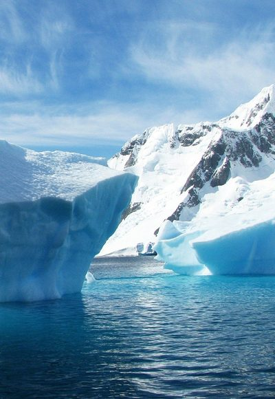 Was verraten Eisproben?