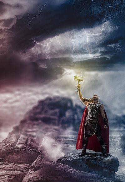 Die nordischen Götter
