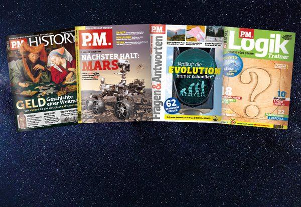 Die Magazine